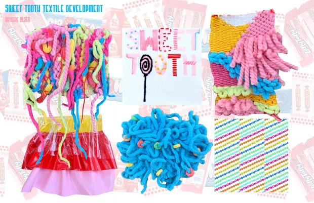 Sweet tooth textiles CFDA