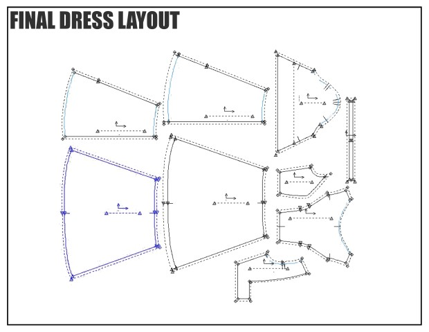 FINAL DRESS LAYOUT